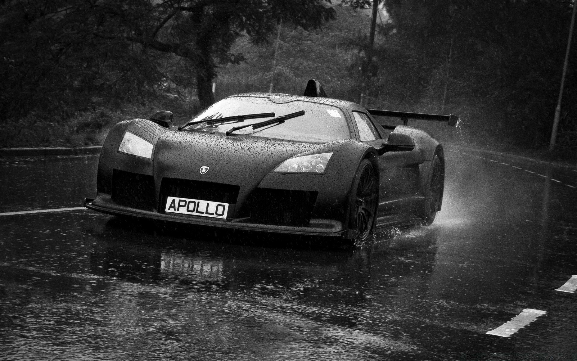 Gumpert Apollo с