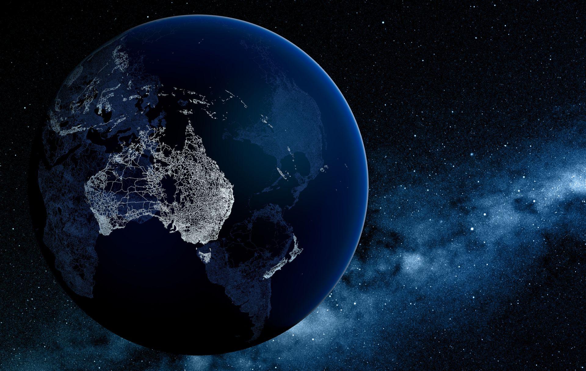 Обои Земля планета космос картинки на рабочий стол на тему Космос - скачать  № 3551654 бесплатно