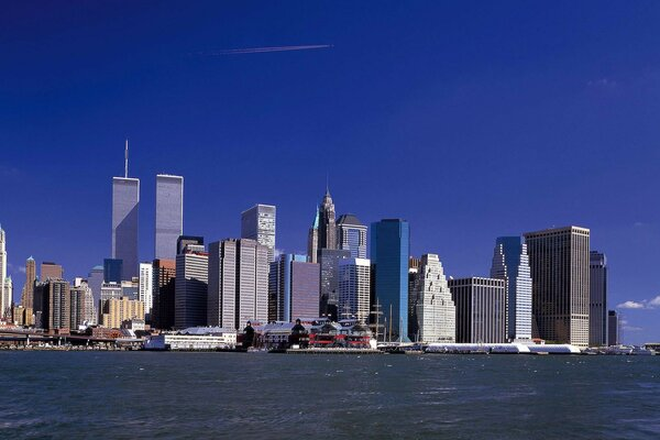 world trade center new york башни-близнецы Wtc нью-йорк,