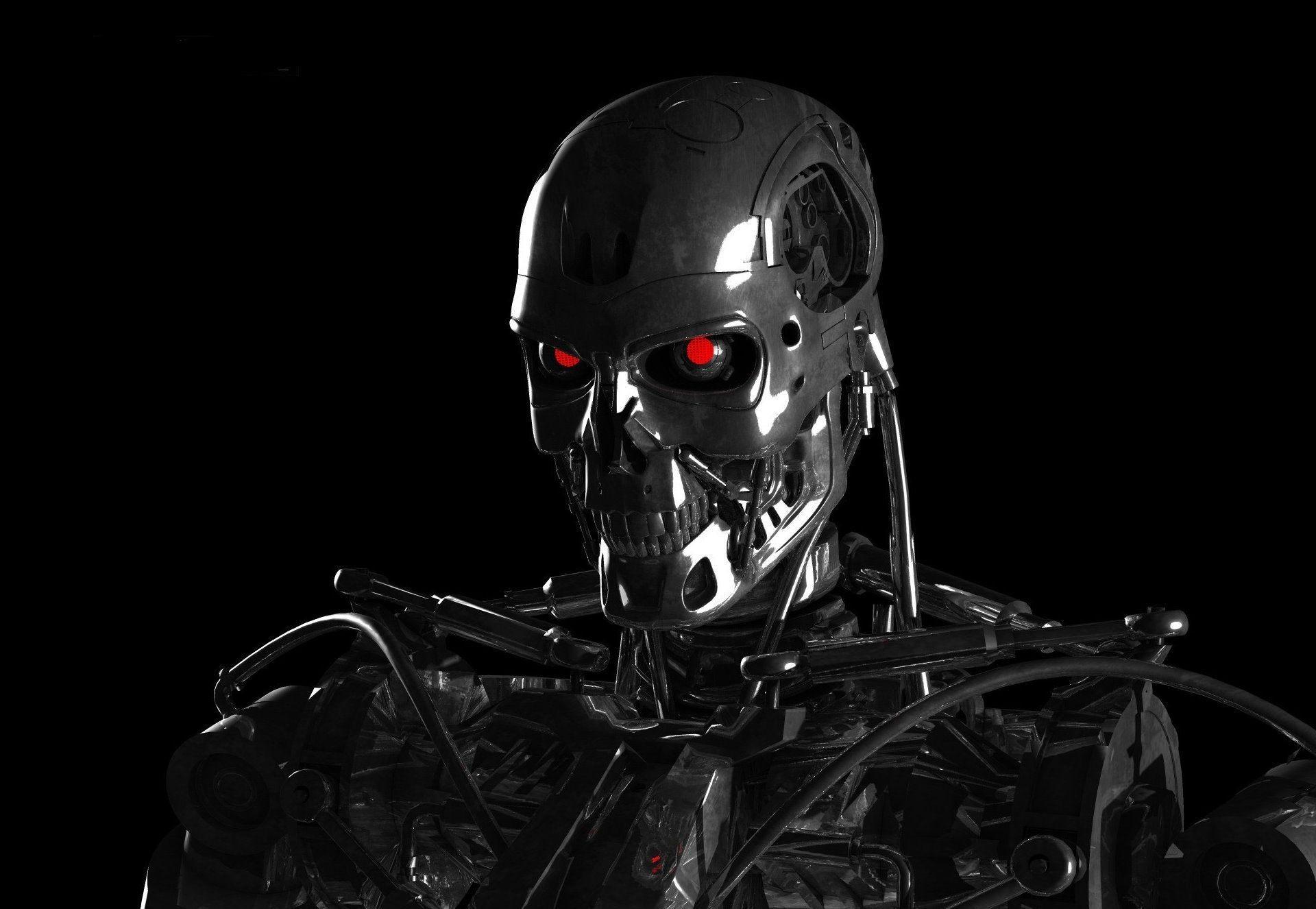 Терминатор робот фото