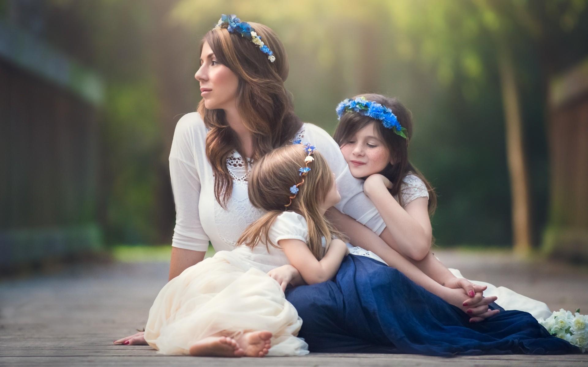 Картинка дочки матери