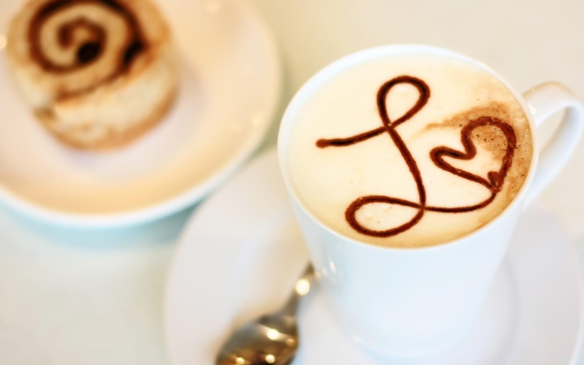 обои на рабочий стол чашка кофе и шоколад № 246771 бесплатно