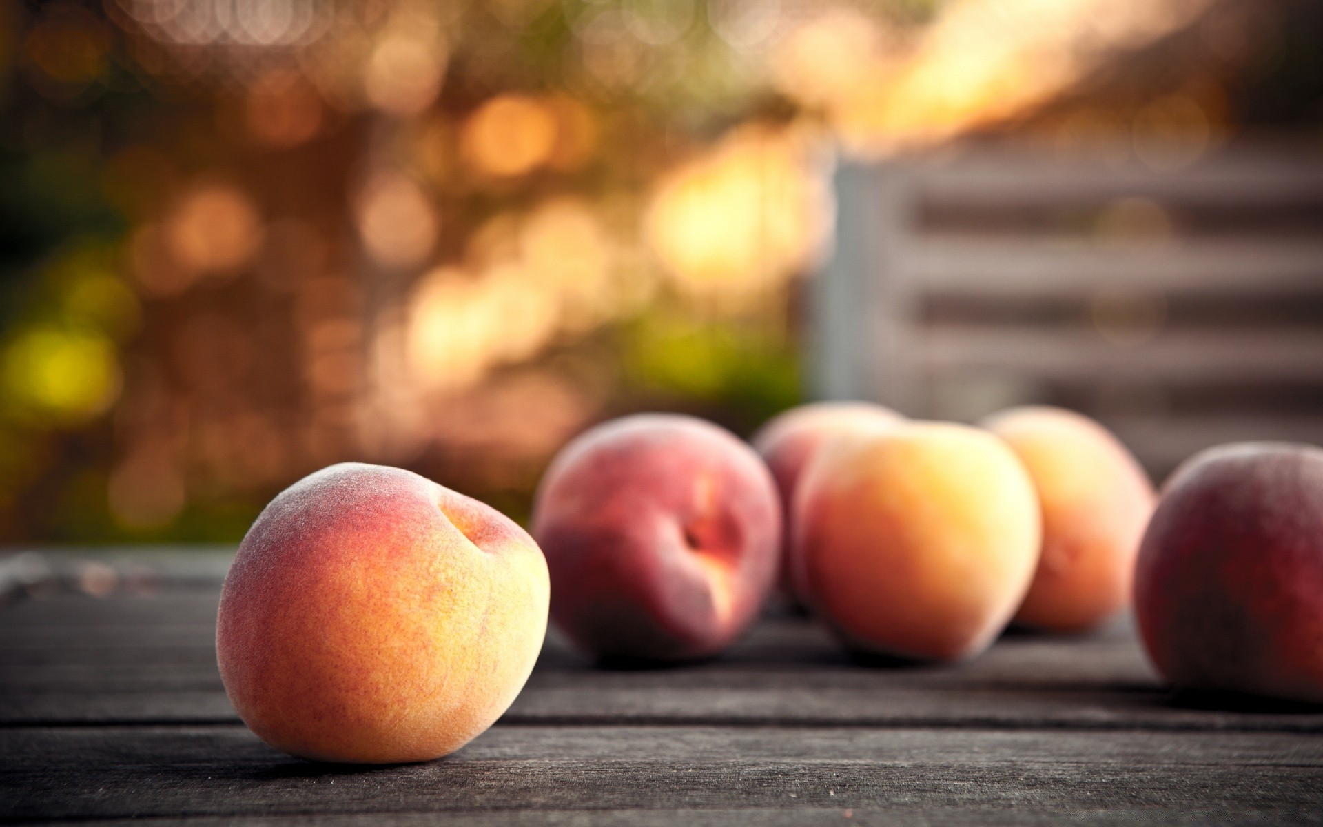 Поздравить подругу, картинки персики на рабочий стол
