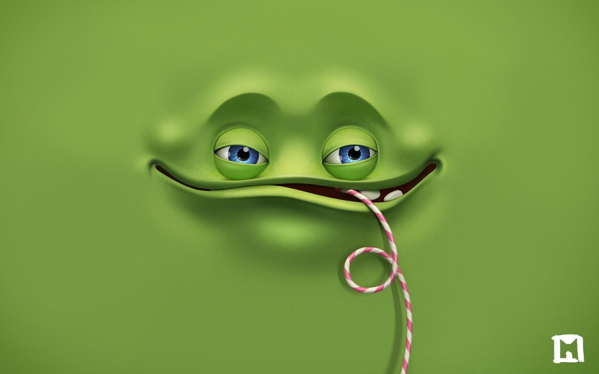 Зеленые смешные картинки, картинки