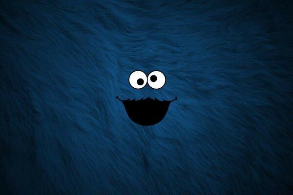 Cookie Monster фон