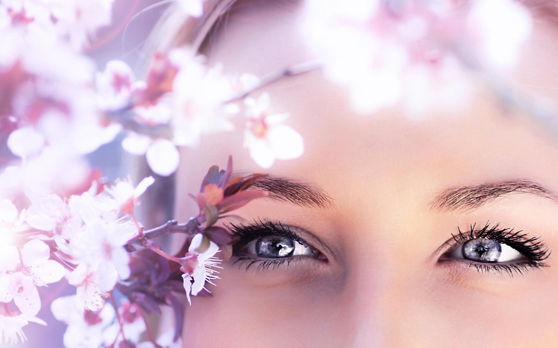 весна в глазах картинки