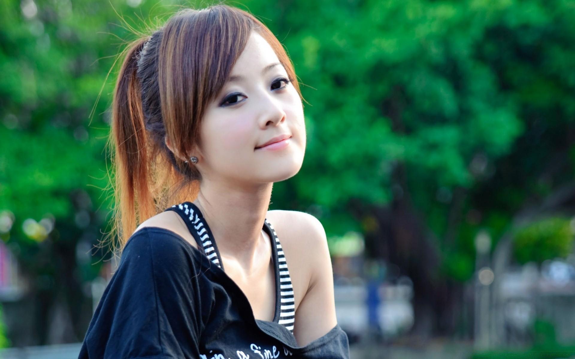 Очень красивые японские девушки