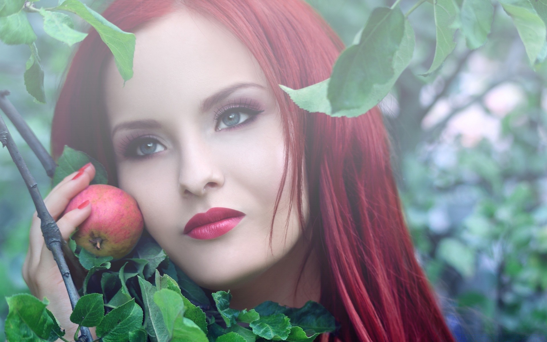 Дамочки яблочки