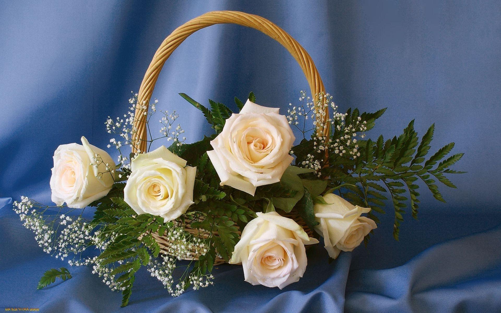 Открытки цветы красивые букеты с пожеланиями всего самого лучшего