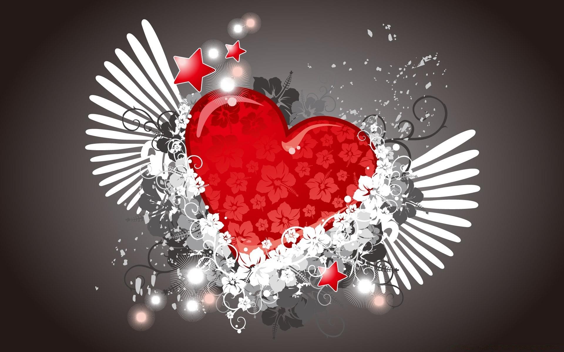 Открытка на тему любовь