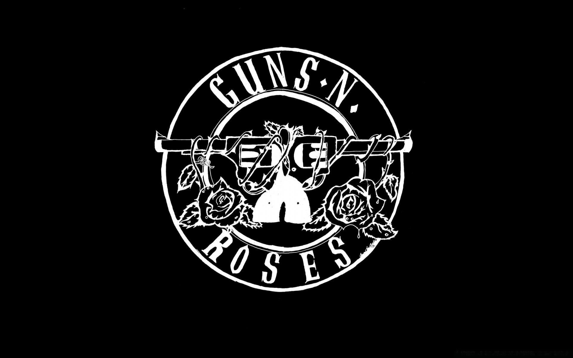 guns n roses logo - HD1920×1200