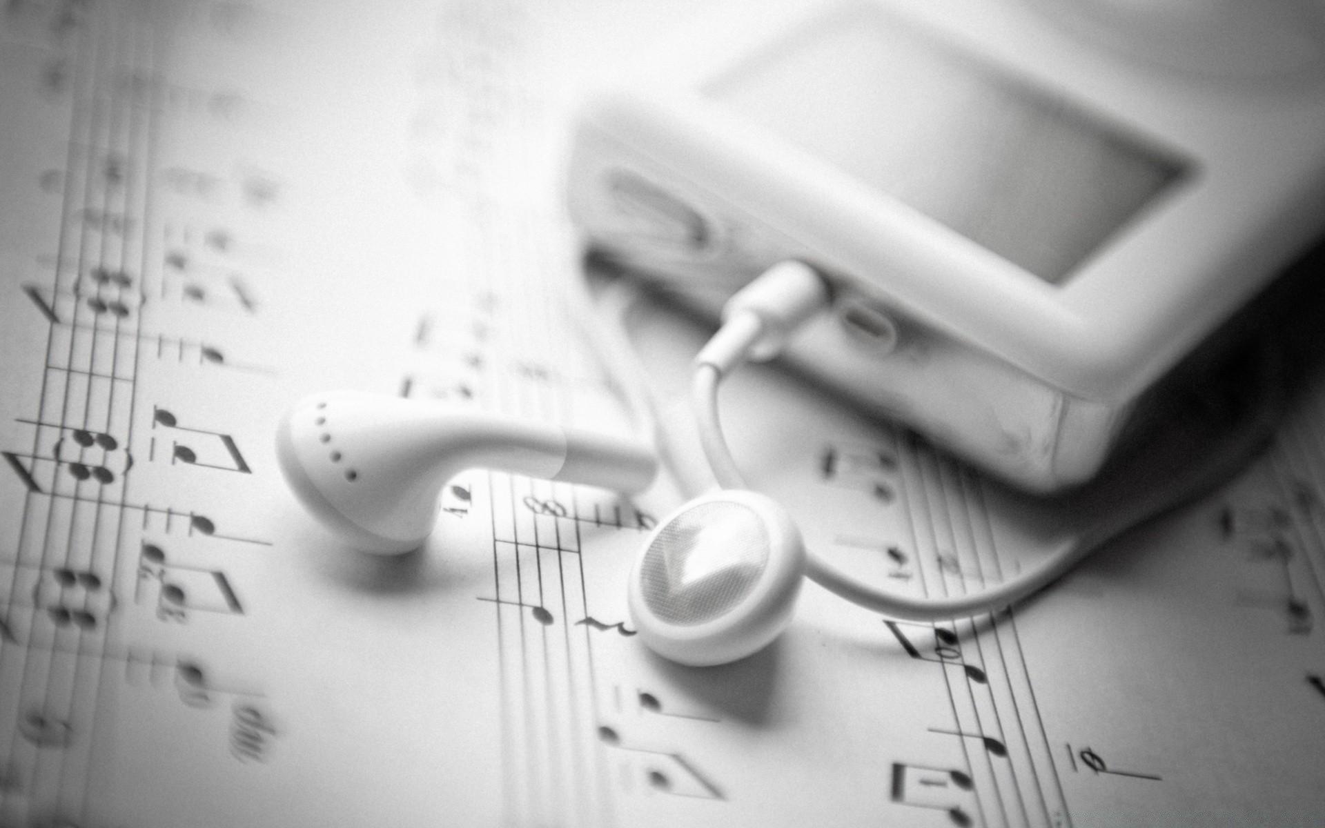 Картинки наушники музыка и ноты для