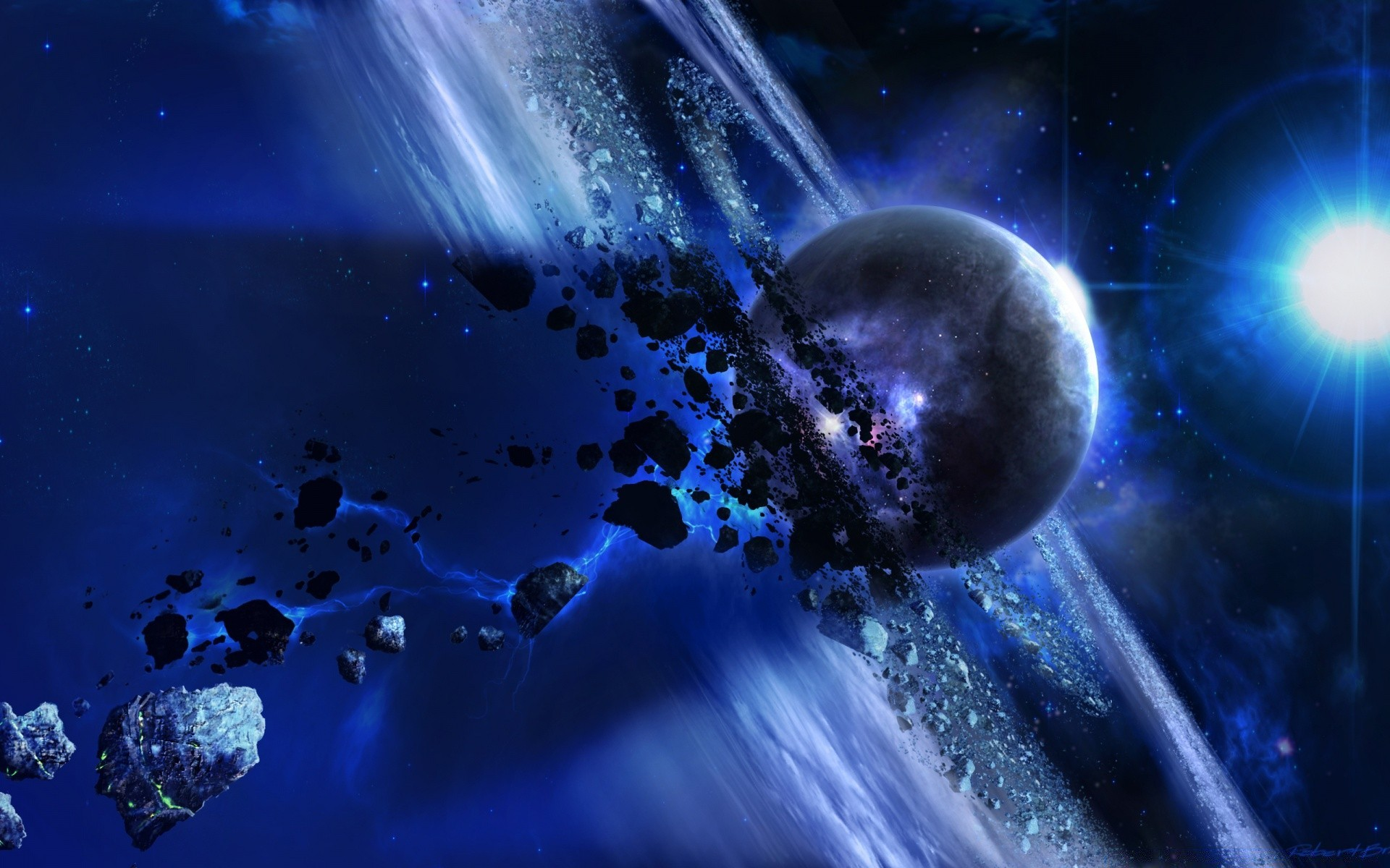 Картинки космос на заставку