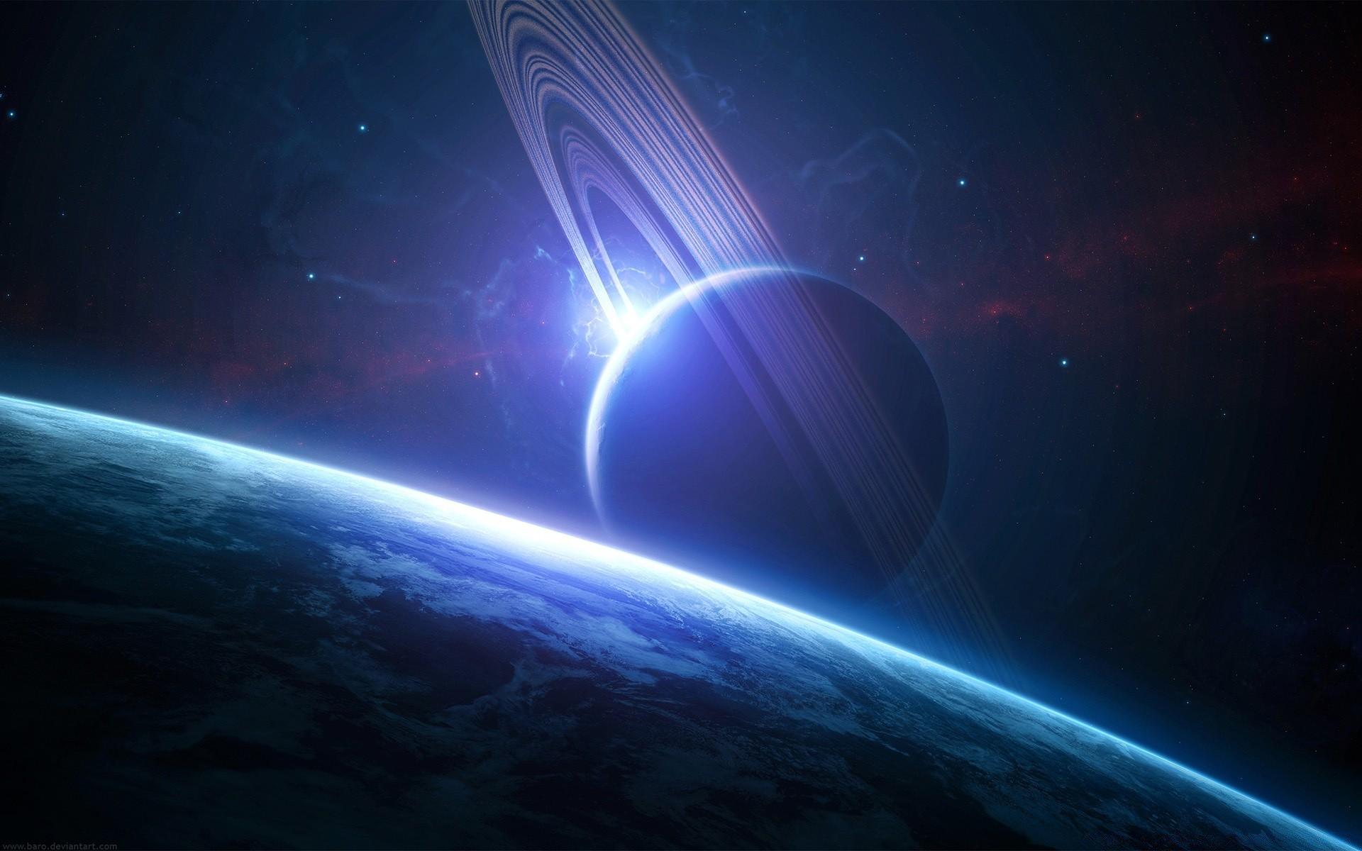 Картинки космоса на комп