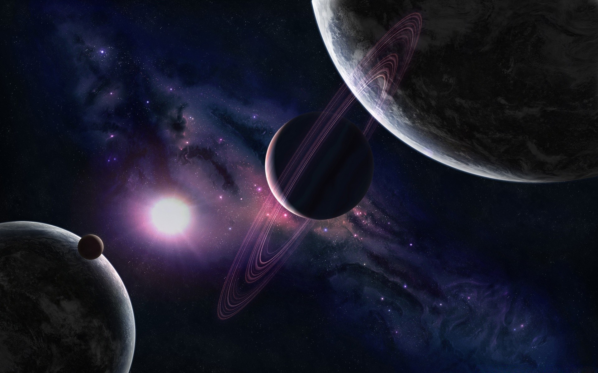 этом картинки на рабочий стол планеты солнечной системы пропустить
