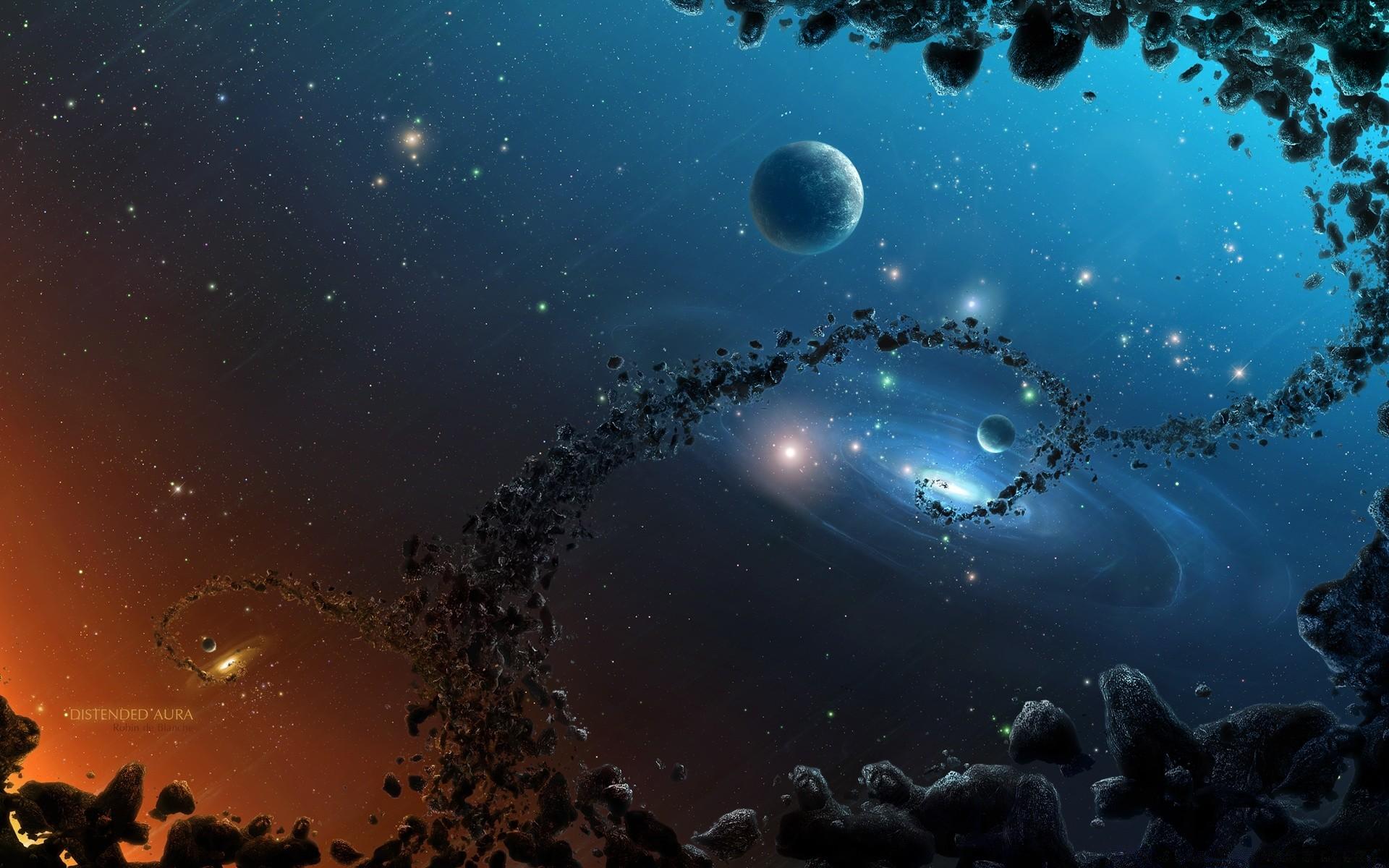Картинки для клавиатуры на телефон на тему космос