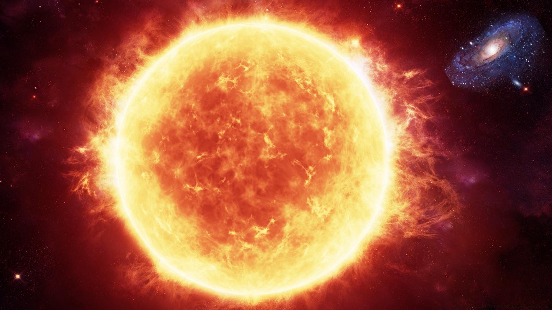 planets surrounding the sun - HD1920×1080