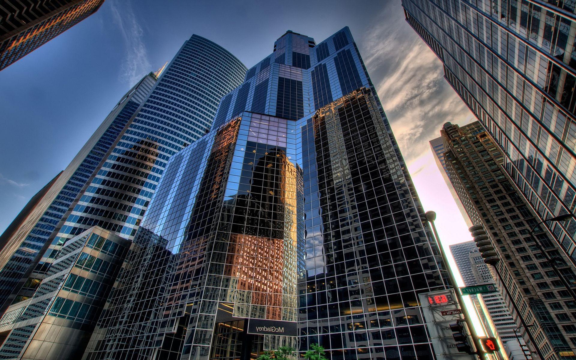 Обои небоскребы, чикаго, america, америка, chicago, здания. Города foto 15