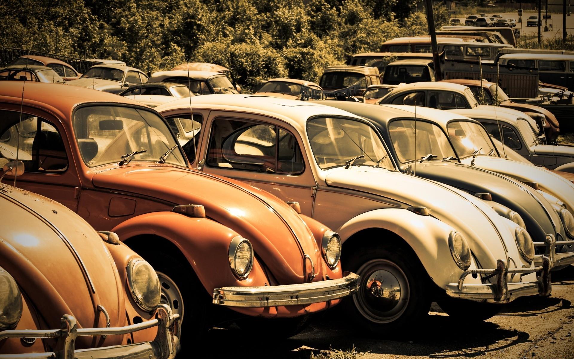 Старые автомобили иномарки фото