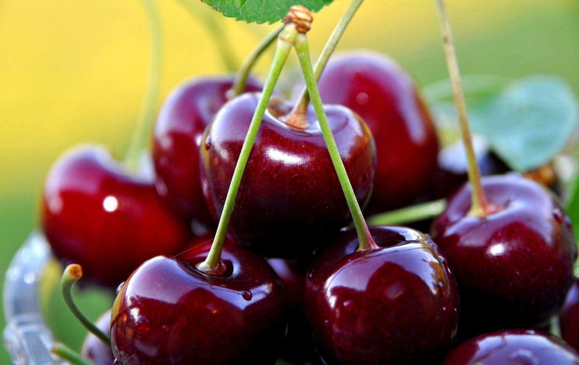 Фрукты ягоды обои на рабочий стол 1