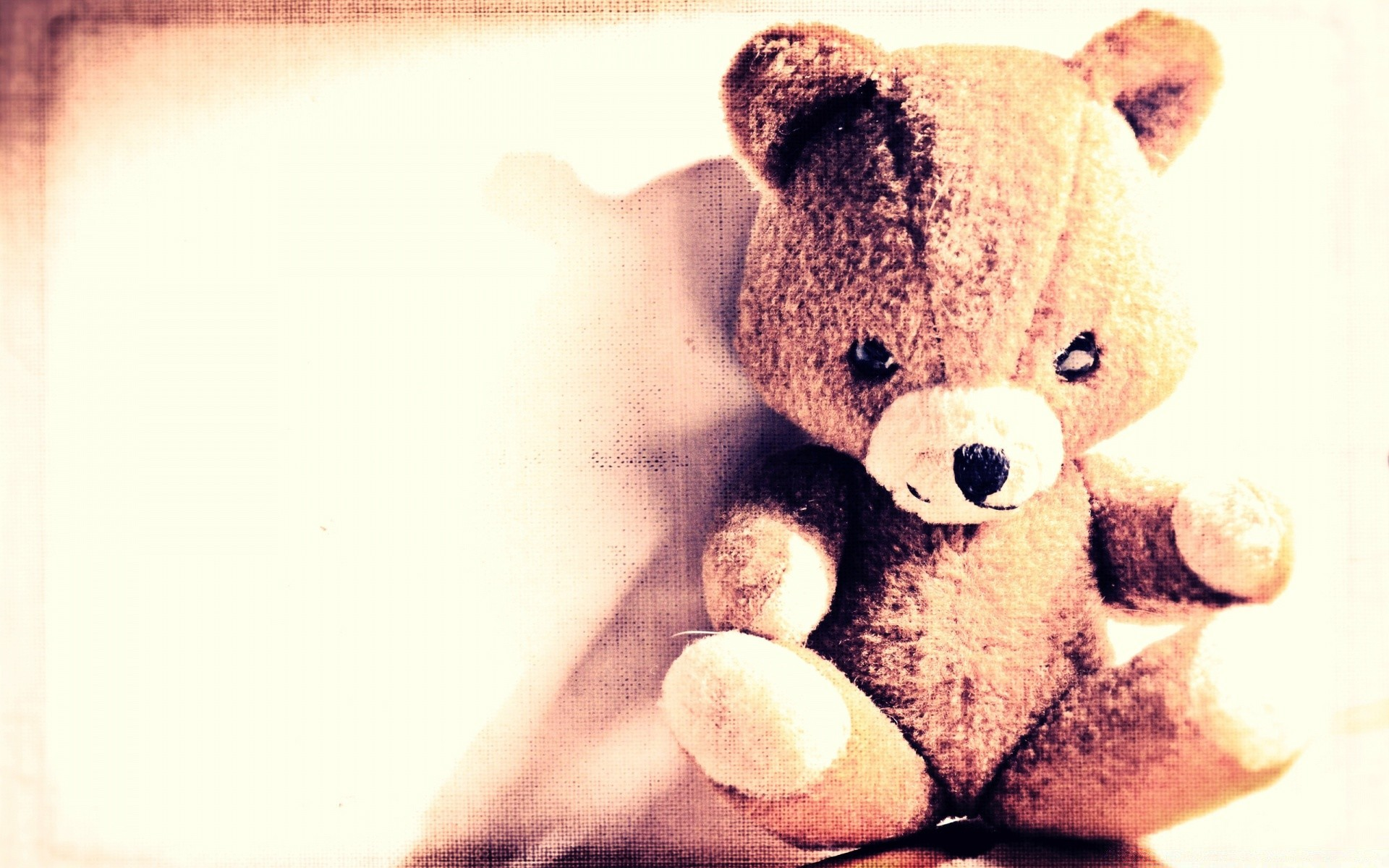 Sweet cute teddy bear wallpapers