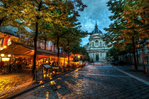 франция The sorbonne france europe paris париж