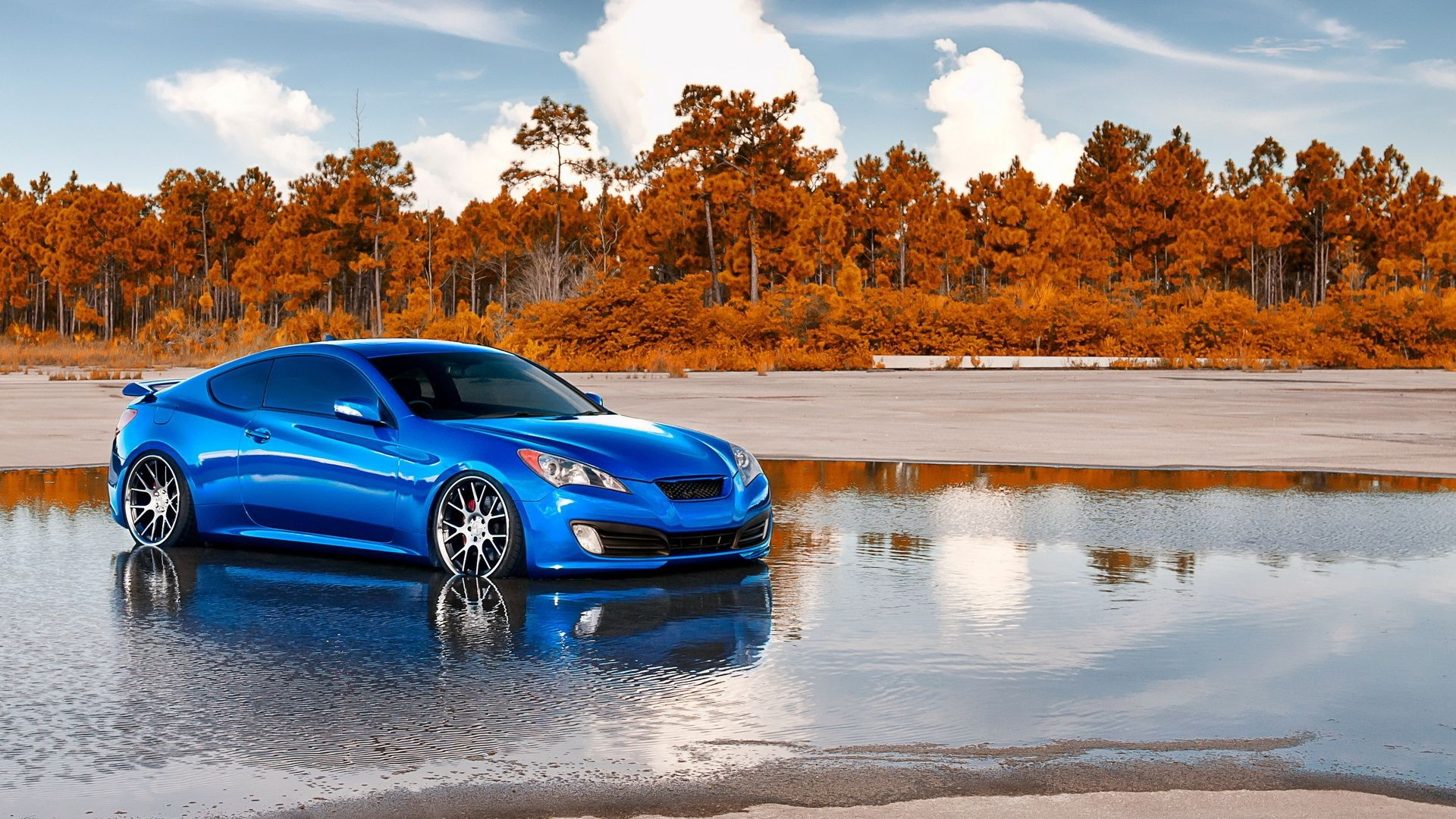 спортивный автомобиль синий  № 3301856 без смс