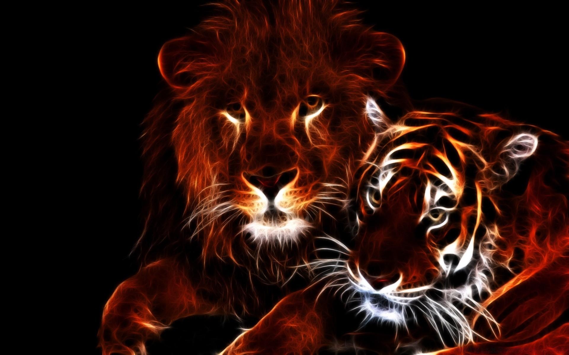 Картинки львы и тигры, весенние цветы