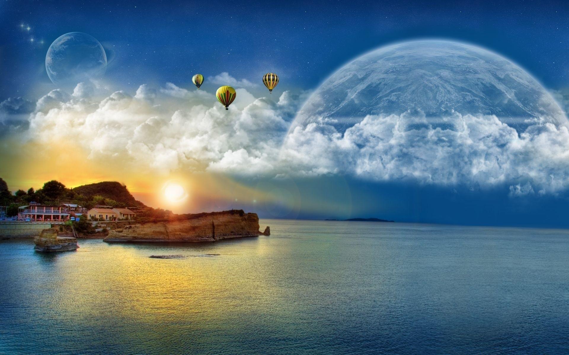 Мечты сбываются картинка обои