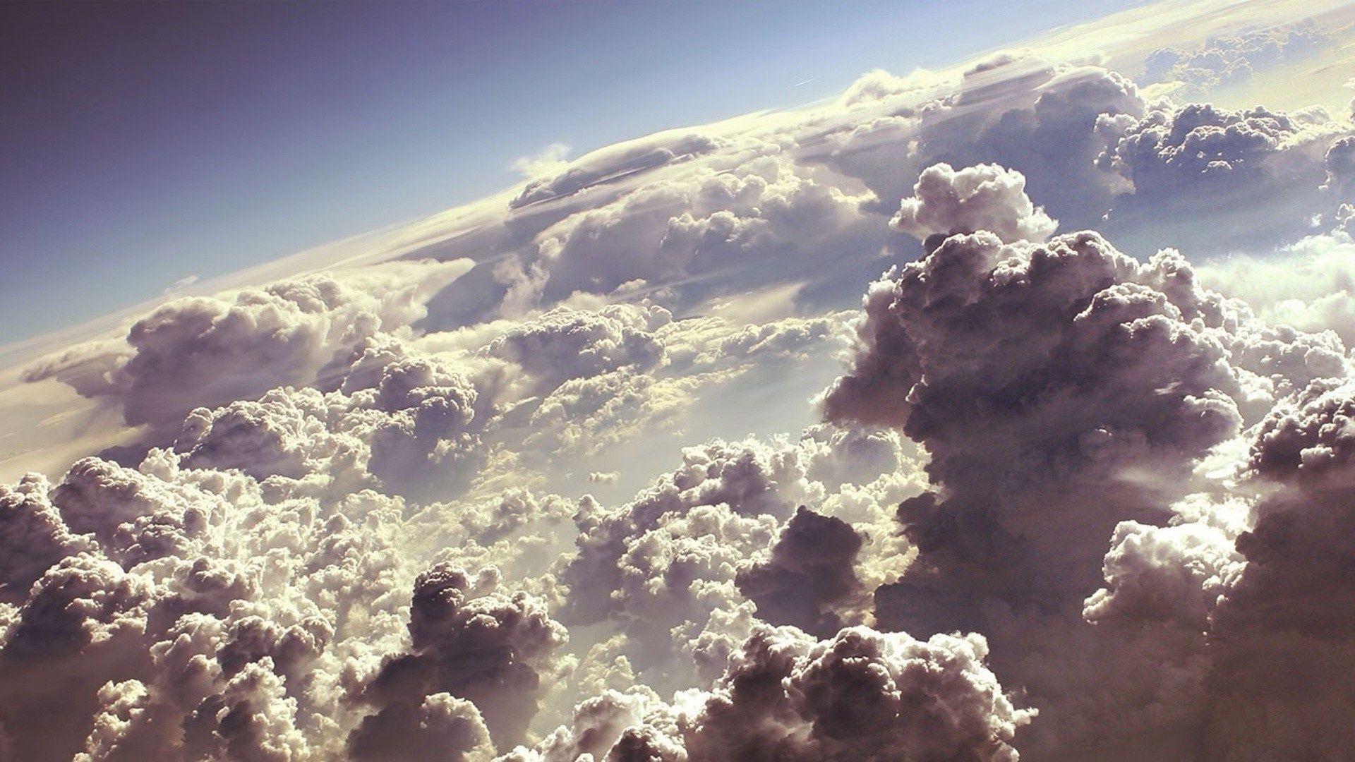 Обои свет, Облака. Природа foto 9