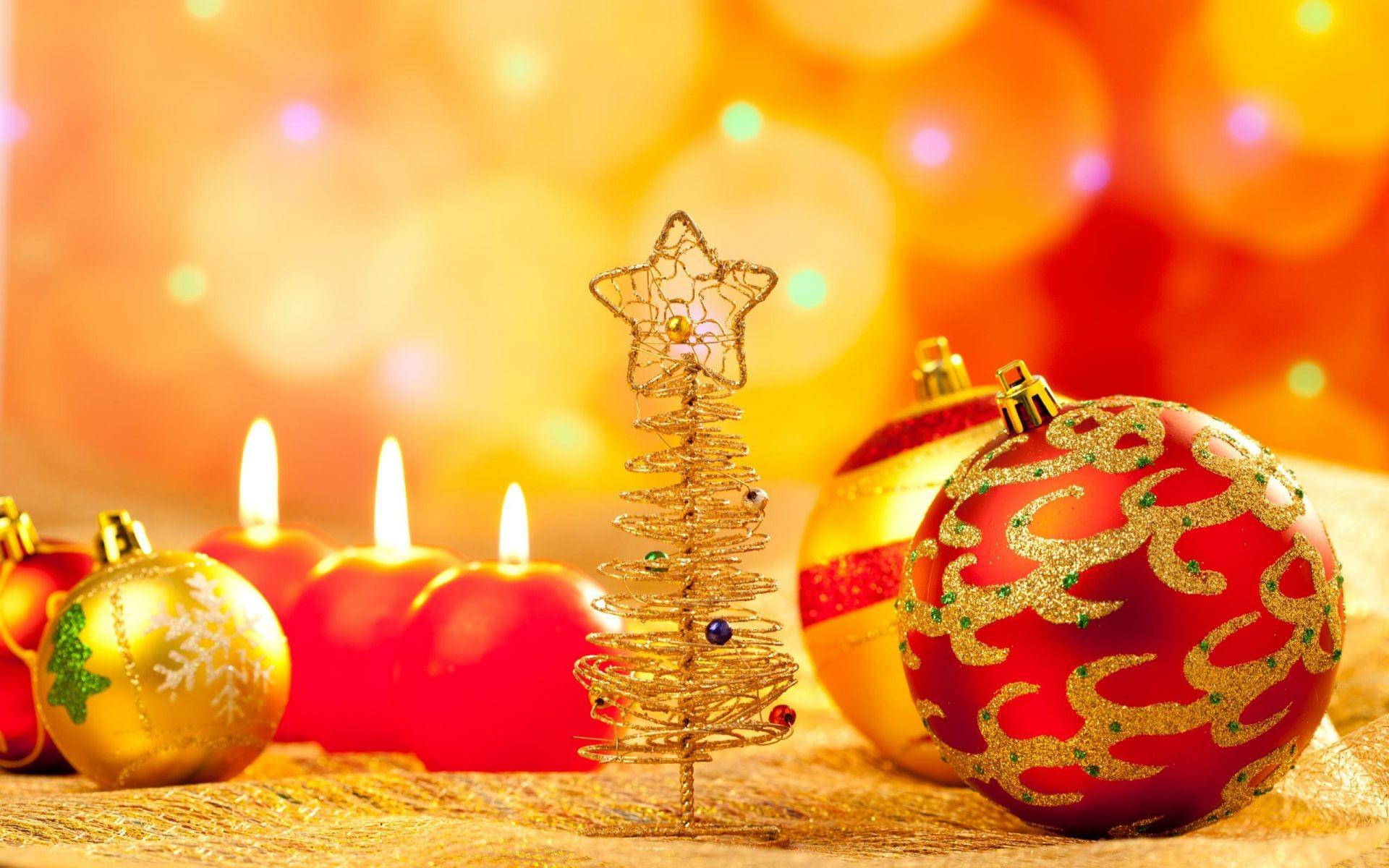 Открытки, новогодние праздники картинки на рабочий стол