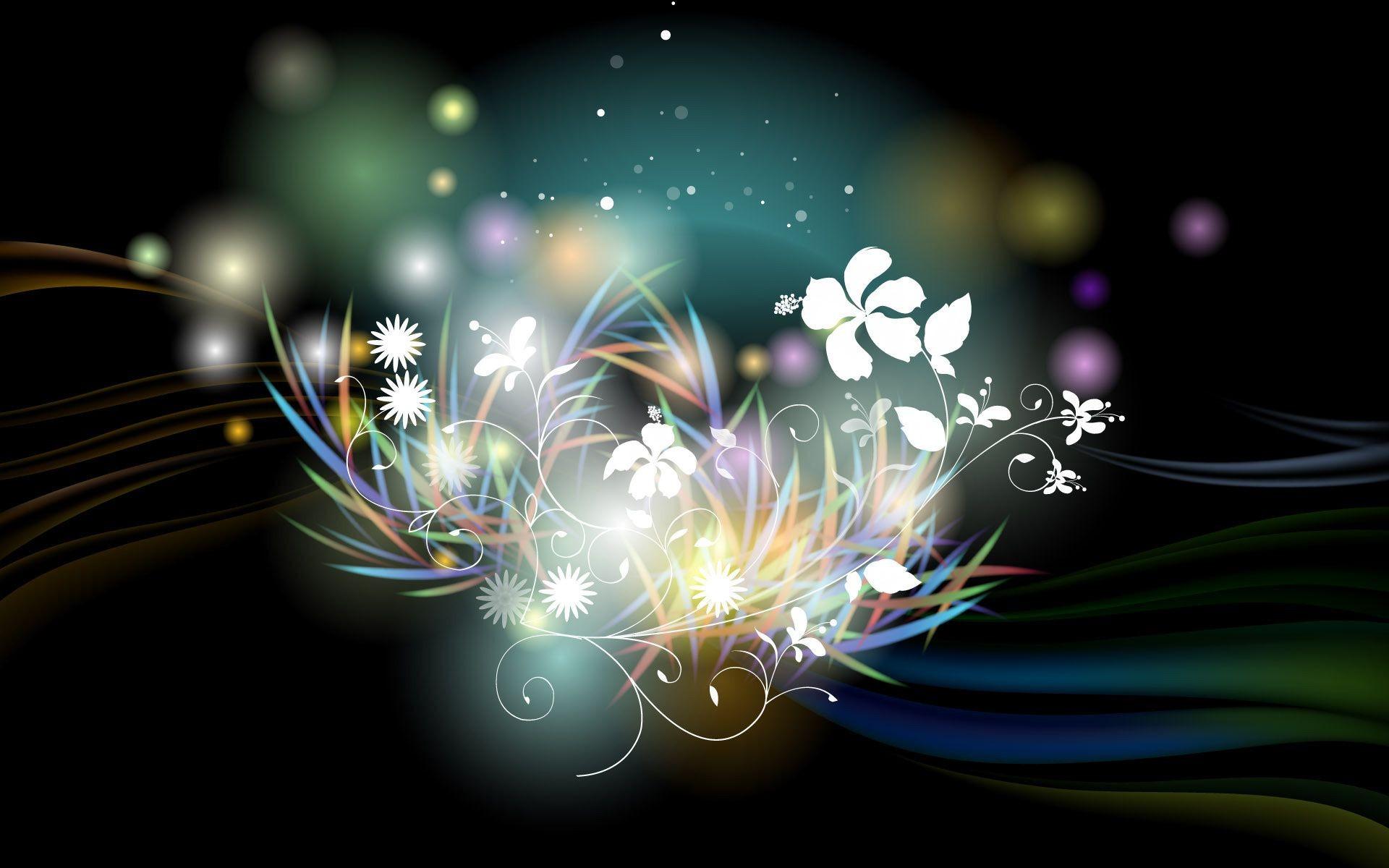 Обои Цвет, Облака, узор, свет. Абстракции foto 10