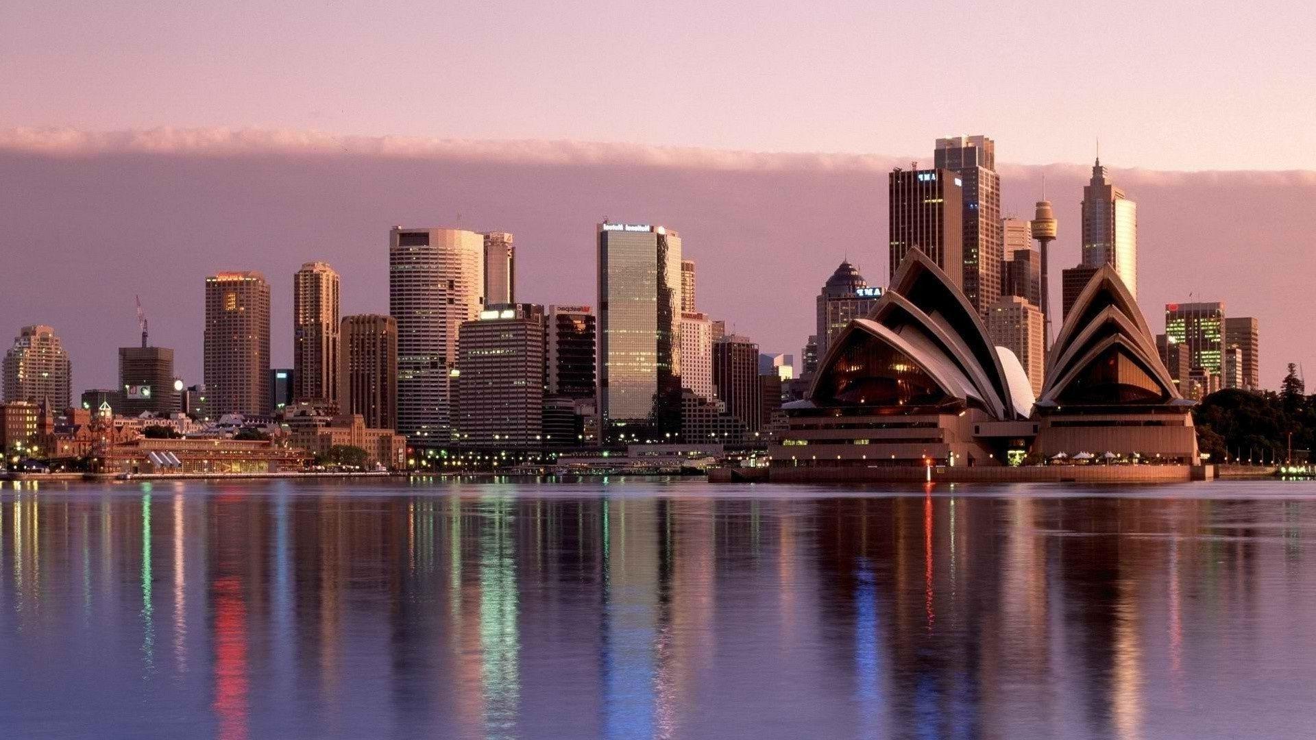 Обои австралия. Города foto 10