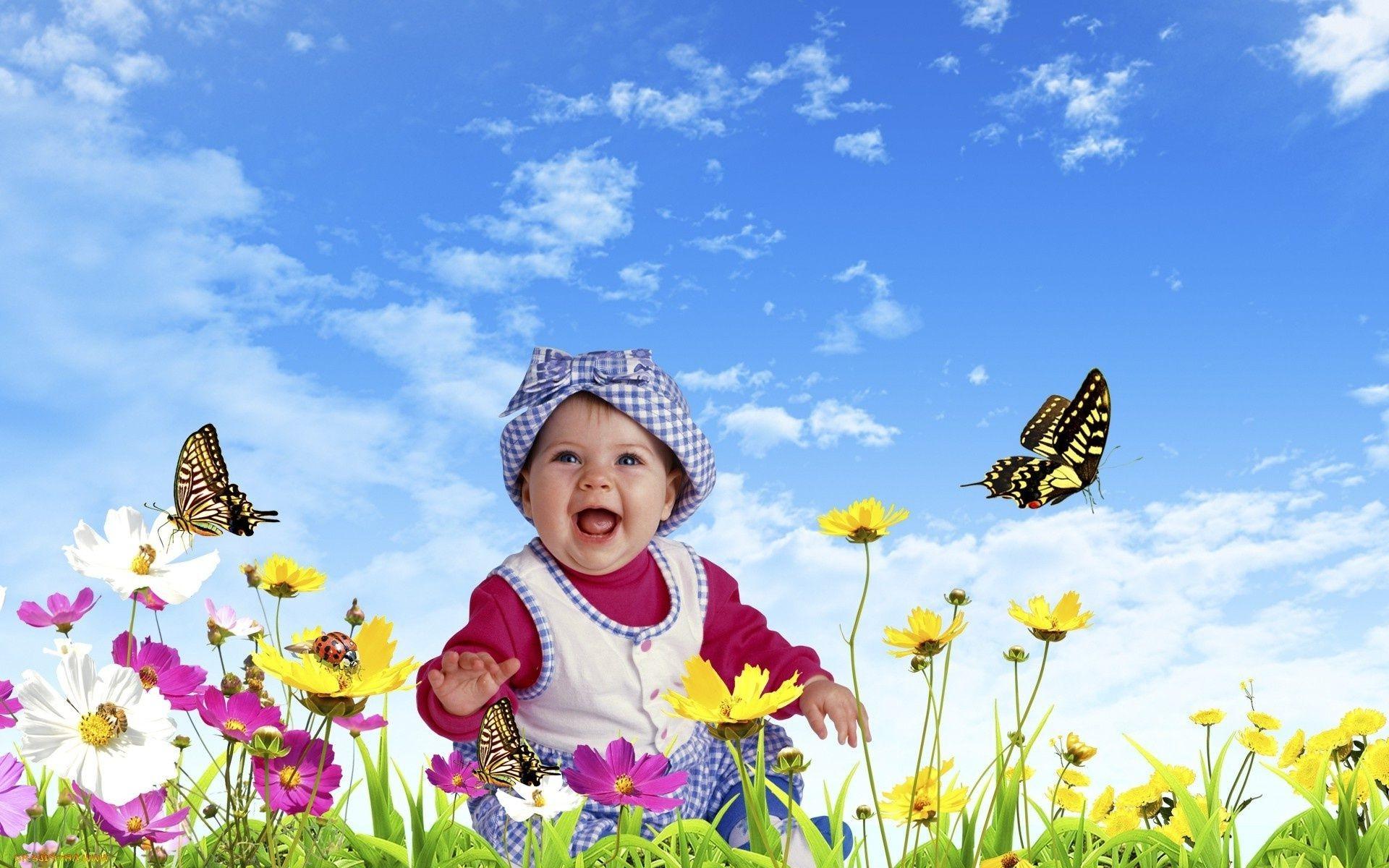 Солнце и ребенок картинки