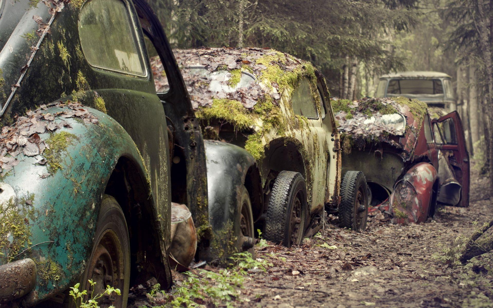 Обои машины, лом. Автомобили foto 10