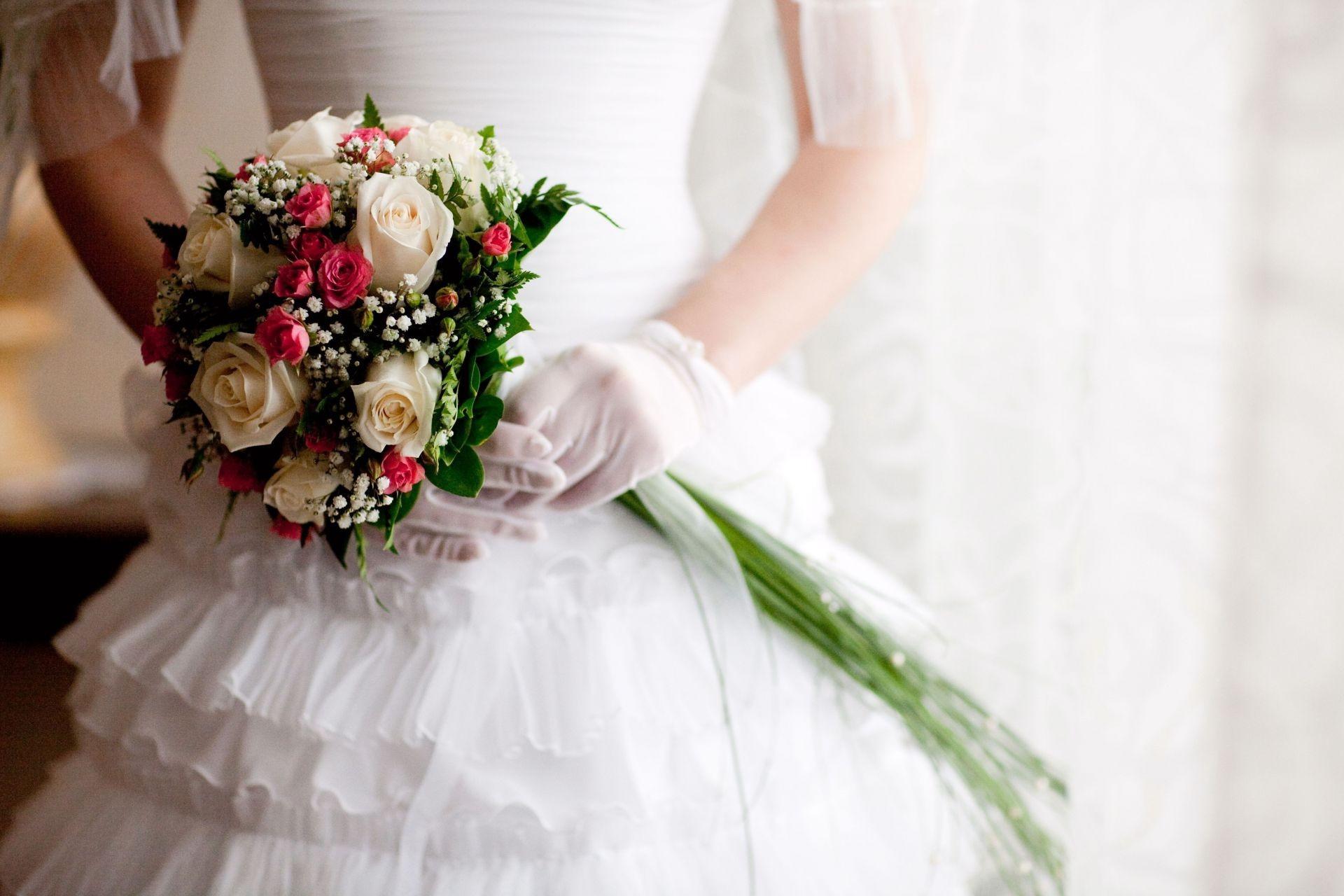 Обои жених, свадебный, цветы. Праздники foto 19