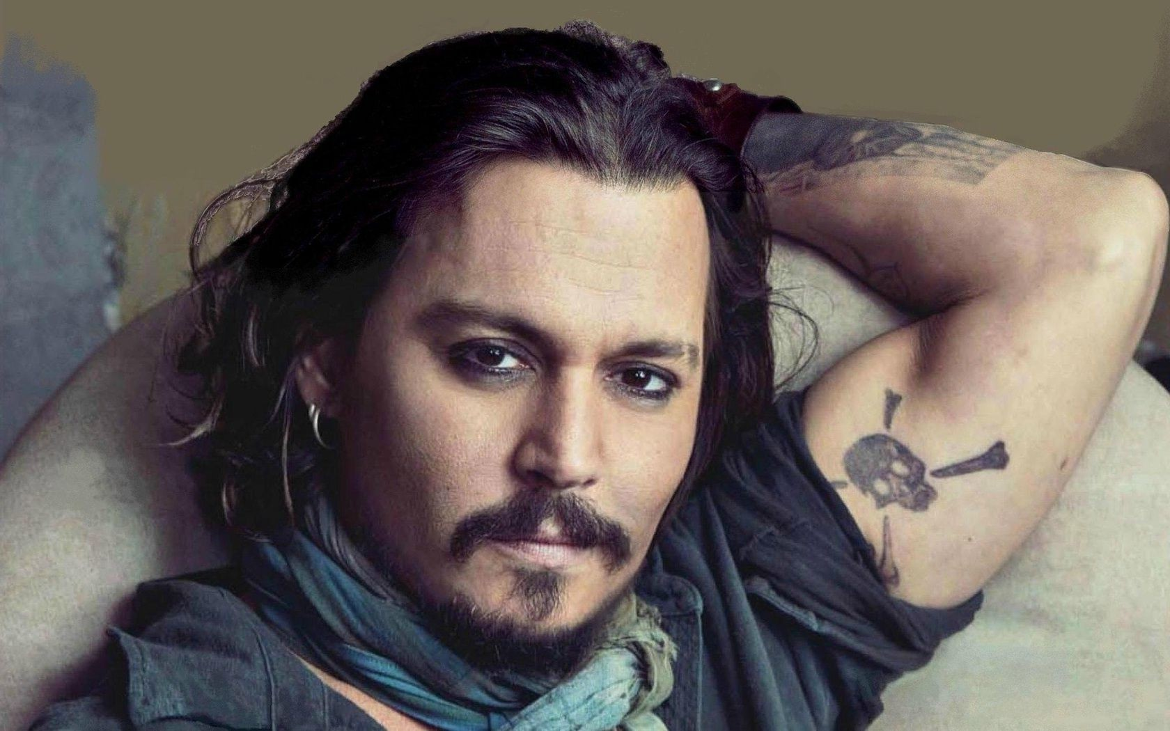 fashion johnny depp actors depp johnny tattoo