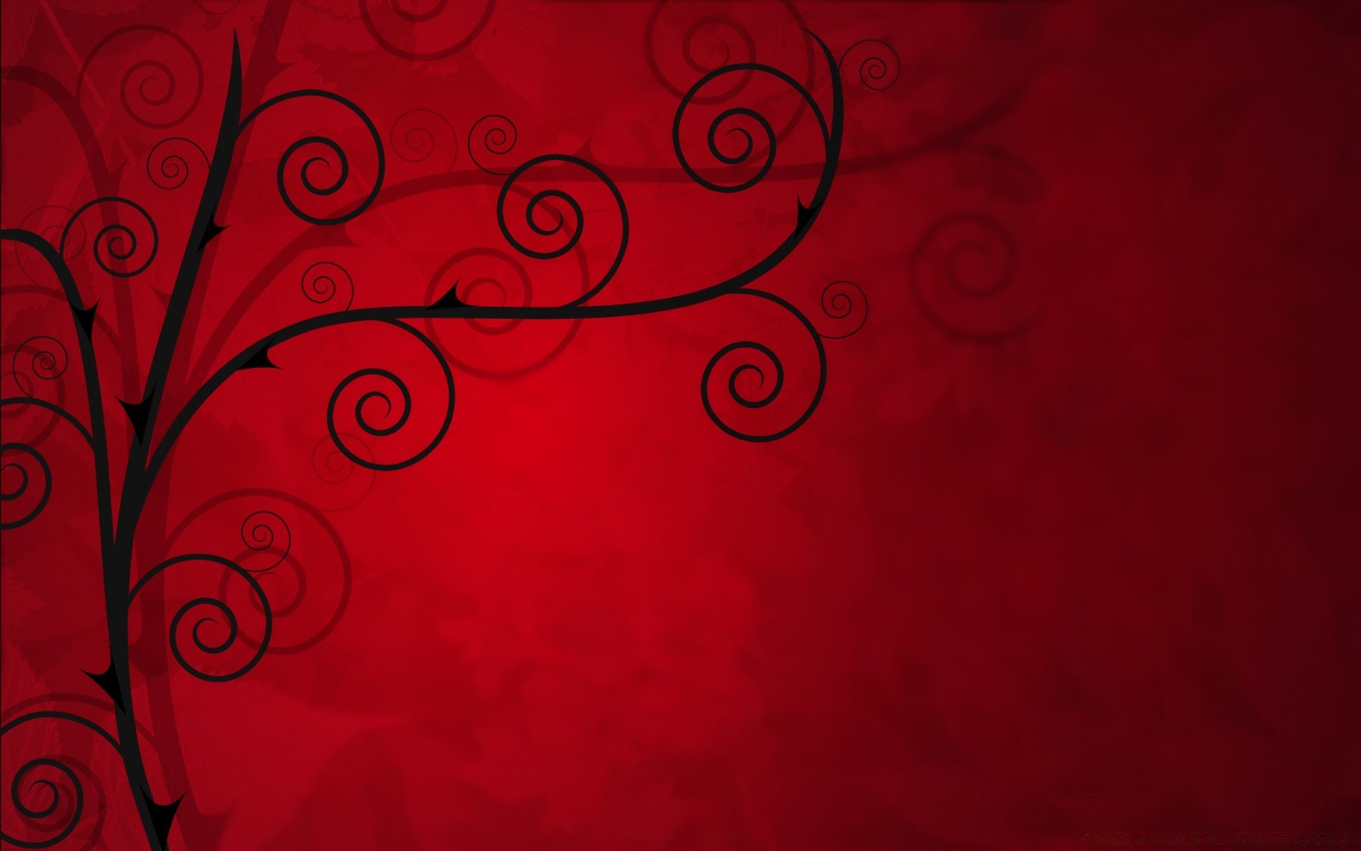 картинки узоры черно красные вам