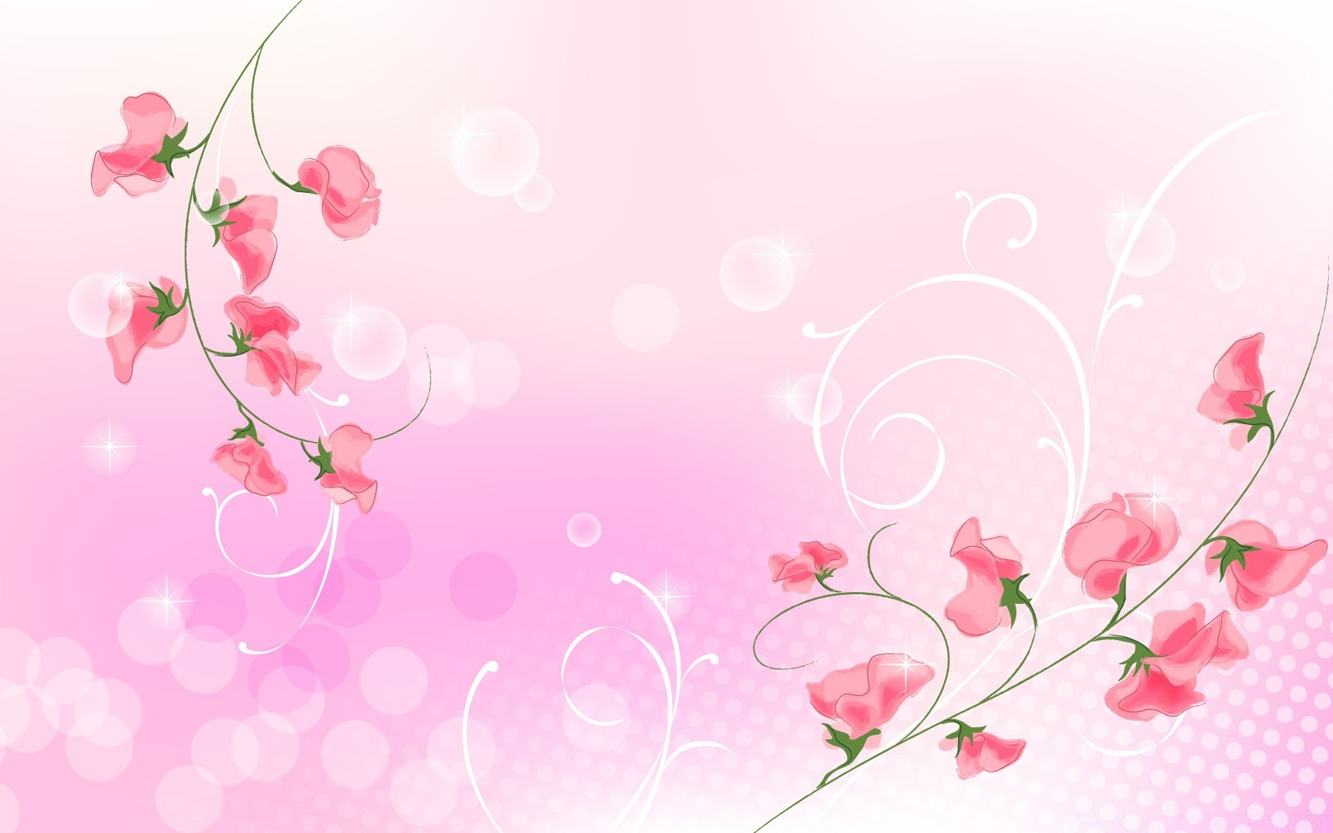 Красивыми надписями, слайд открытки цветы