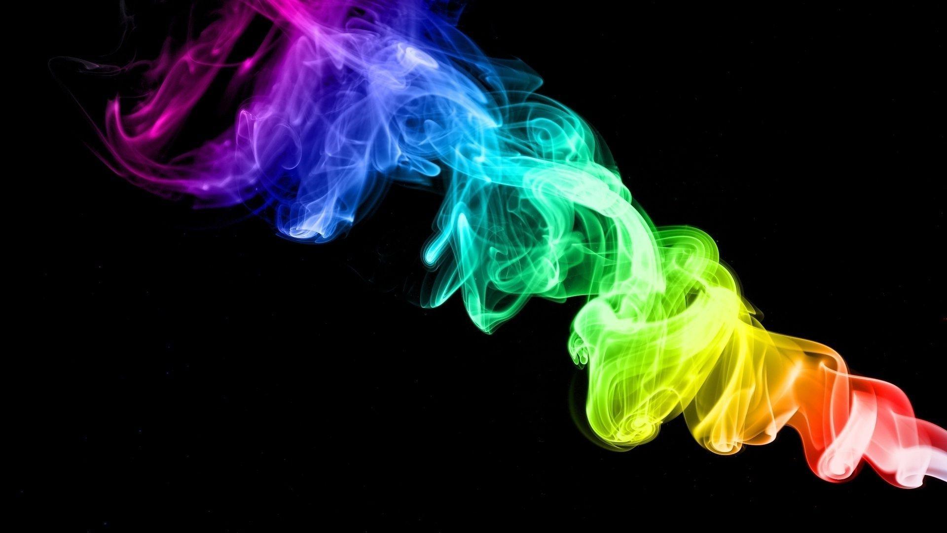 Обои яркость, Цвет, дым. Абстракции foto 17