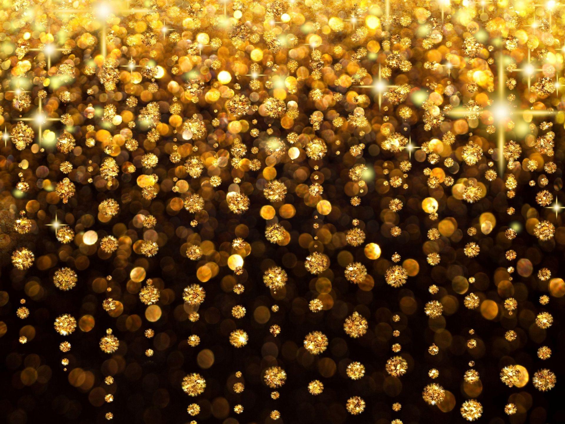 Как правильно сделать золотой дождь