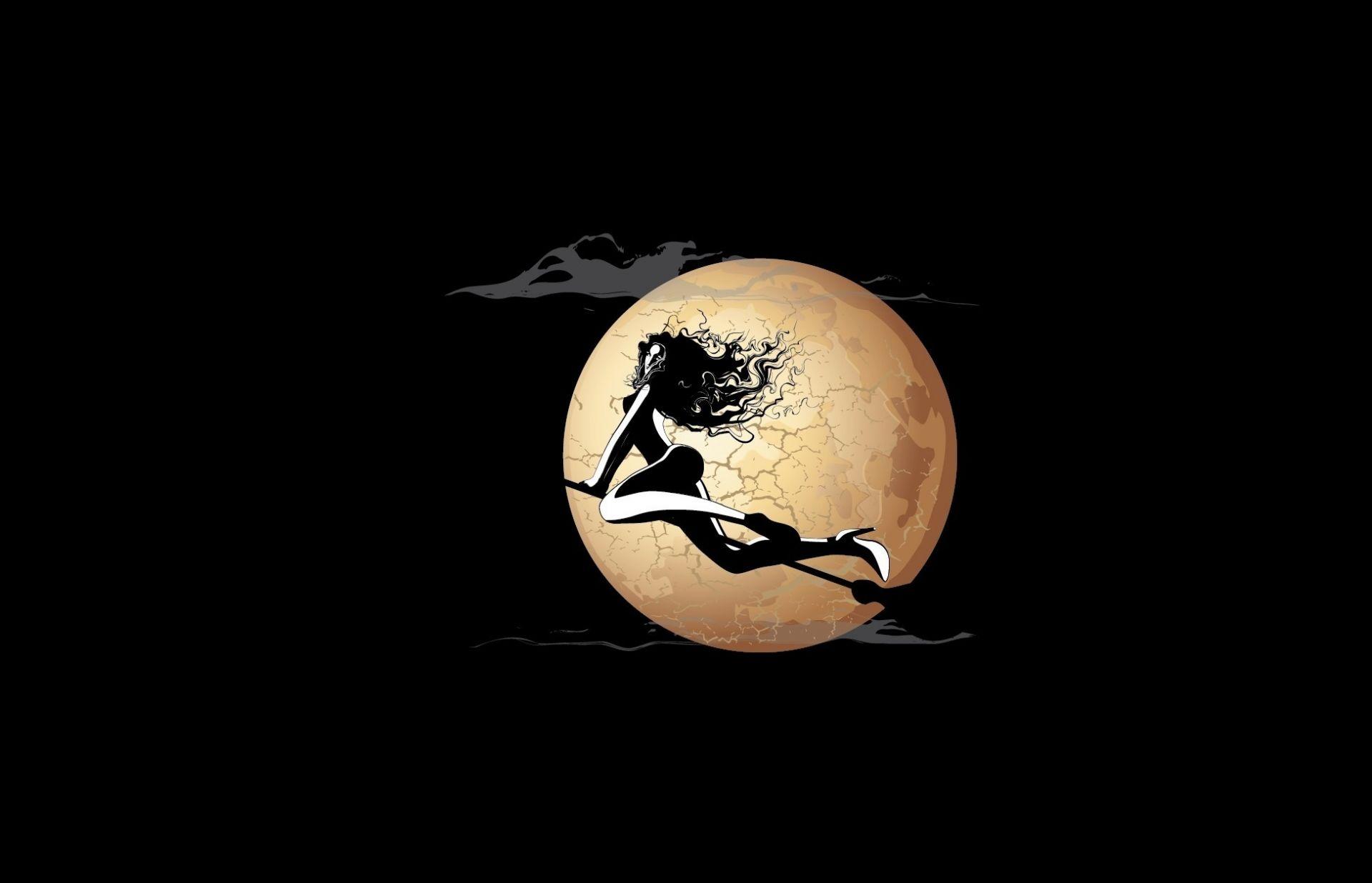 Ведьмочка на метле бесплатно