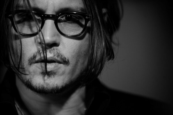 glasses depp johnny fashion johnny depp photography