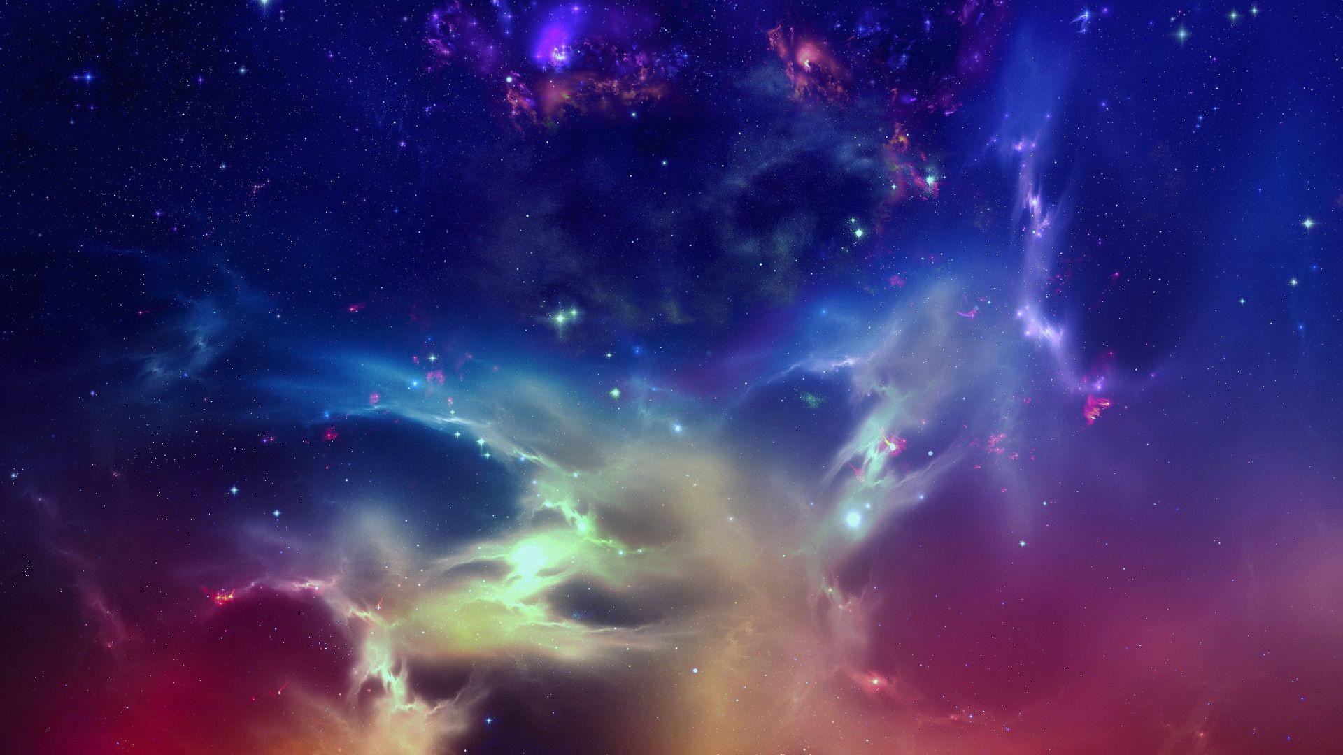 Обои фото космоса на смартфон 4
