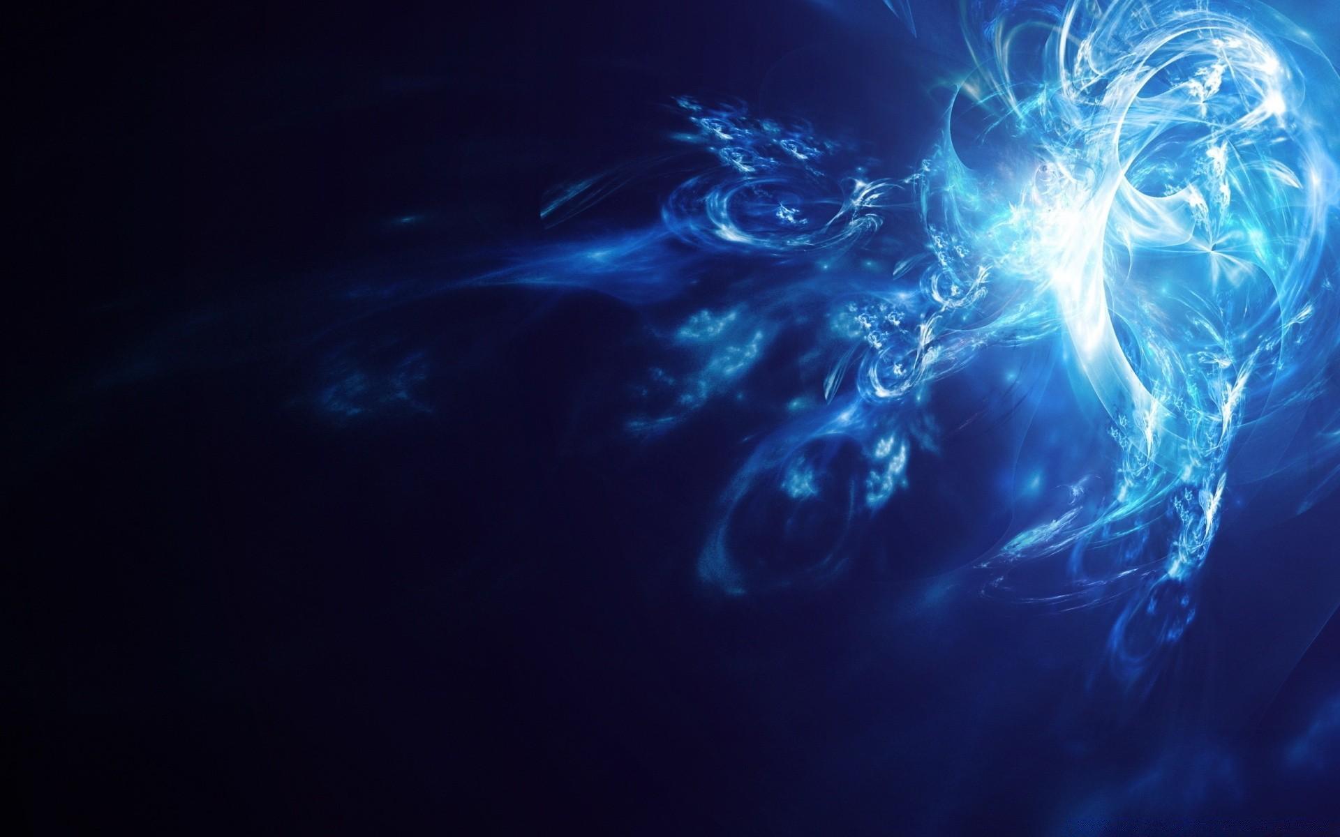 Обои streak, blue. Абстракции foto 11