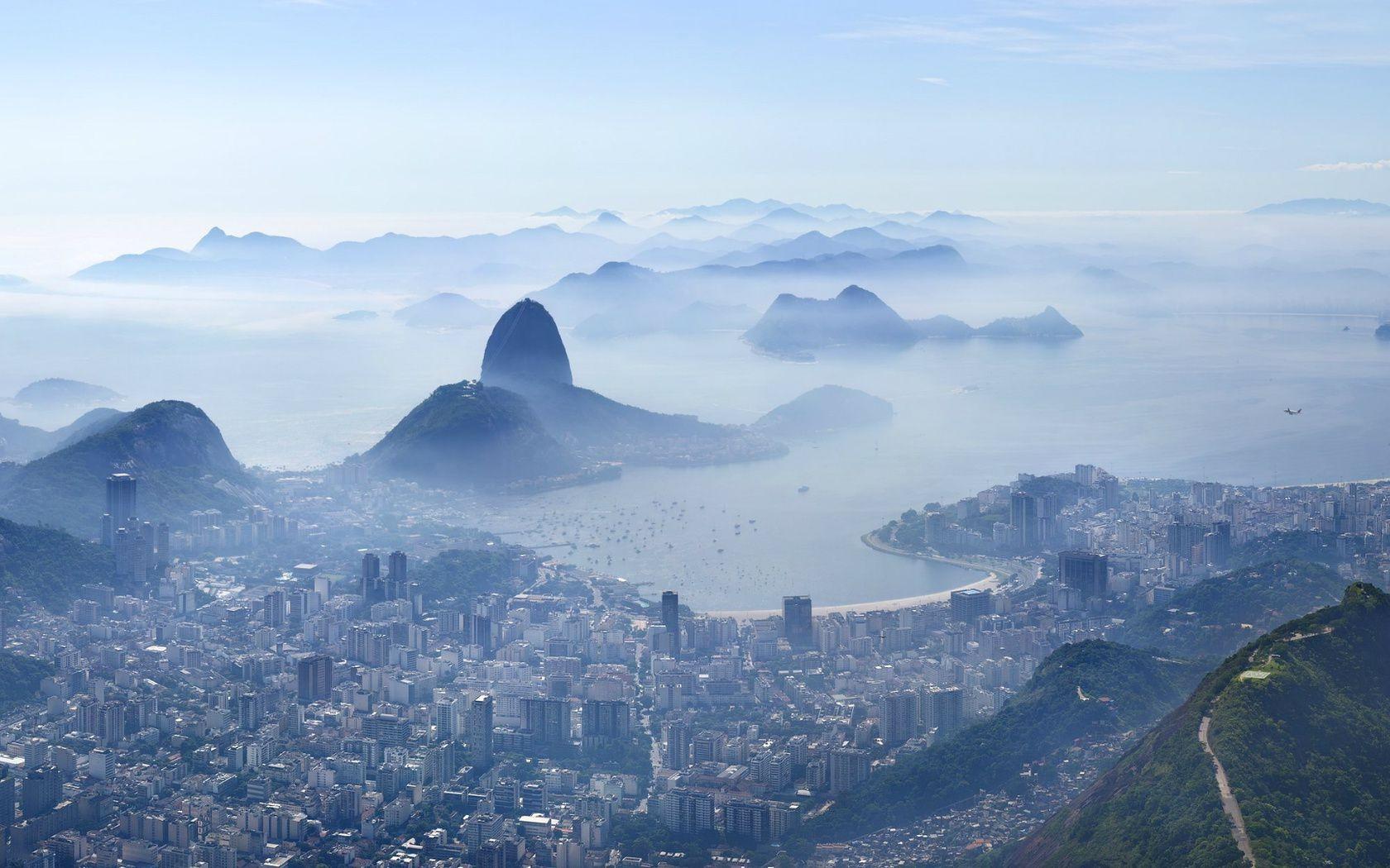 Сверкающий Рио-Де-Жанейро  № 1457450 без смс