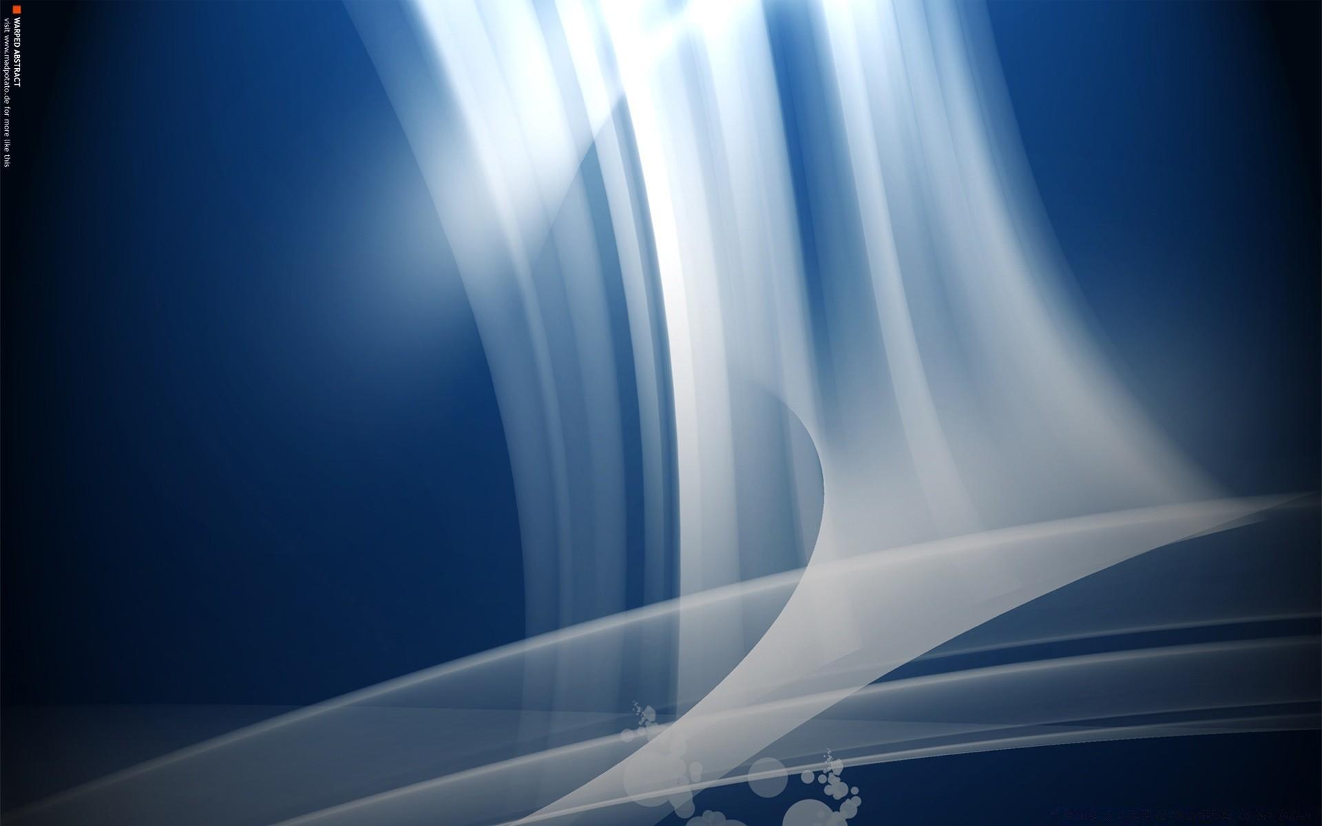 Обои кривая, свет, голубой, дуга, синий. Абстракции foto 16