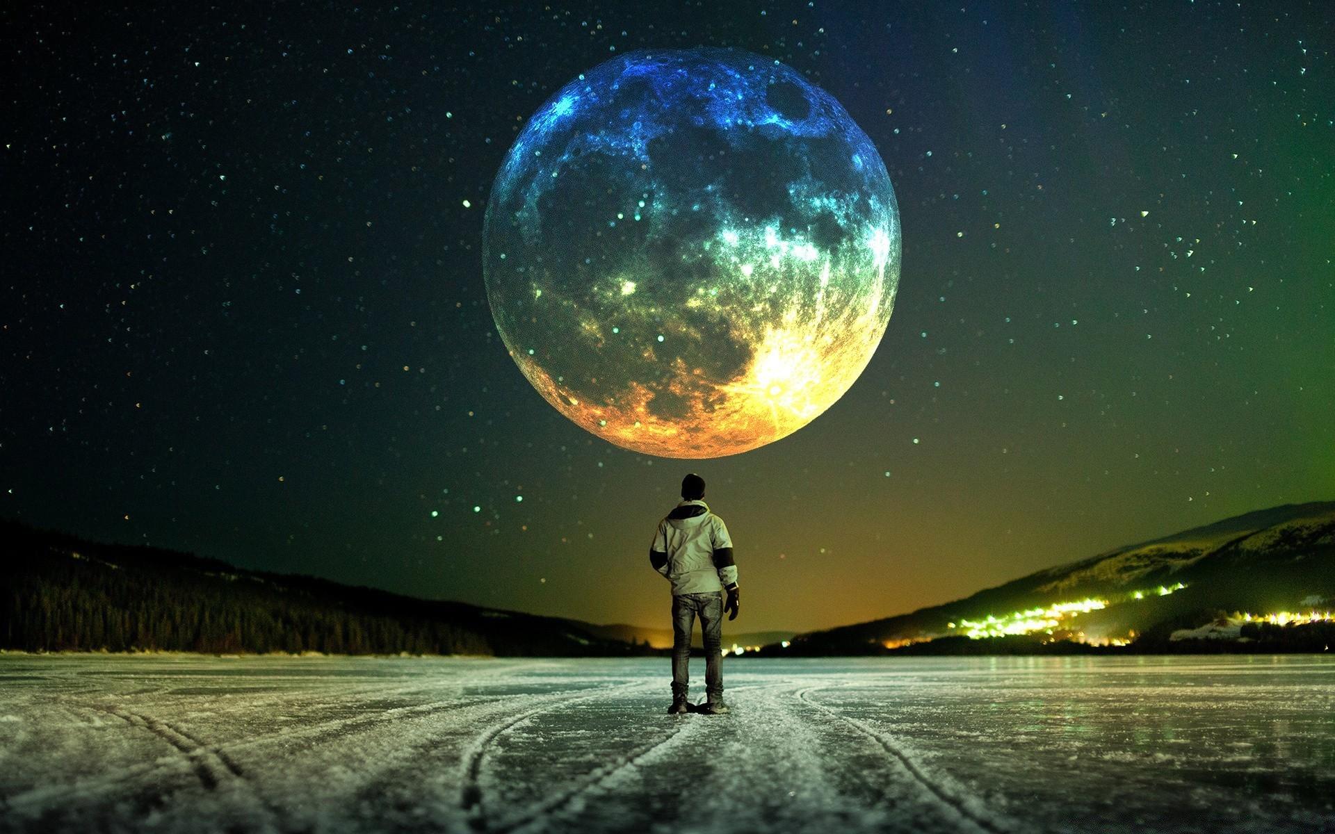 картинки на аву с луной для пацанов ворота смонтировать