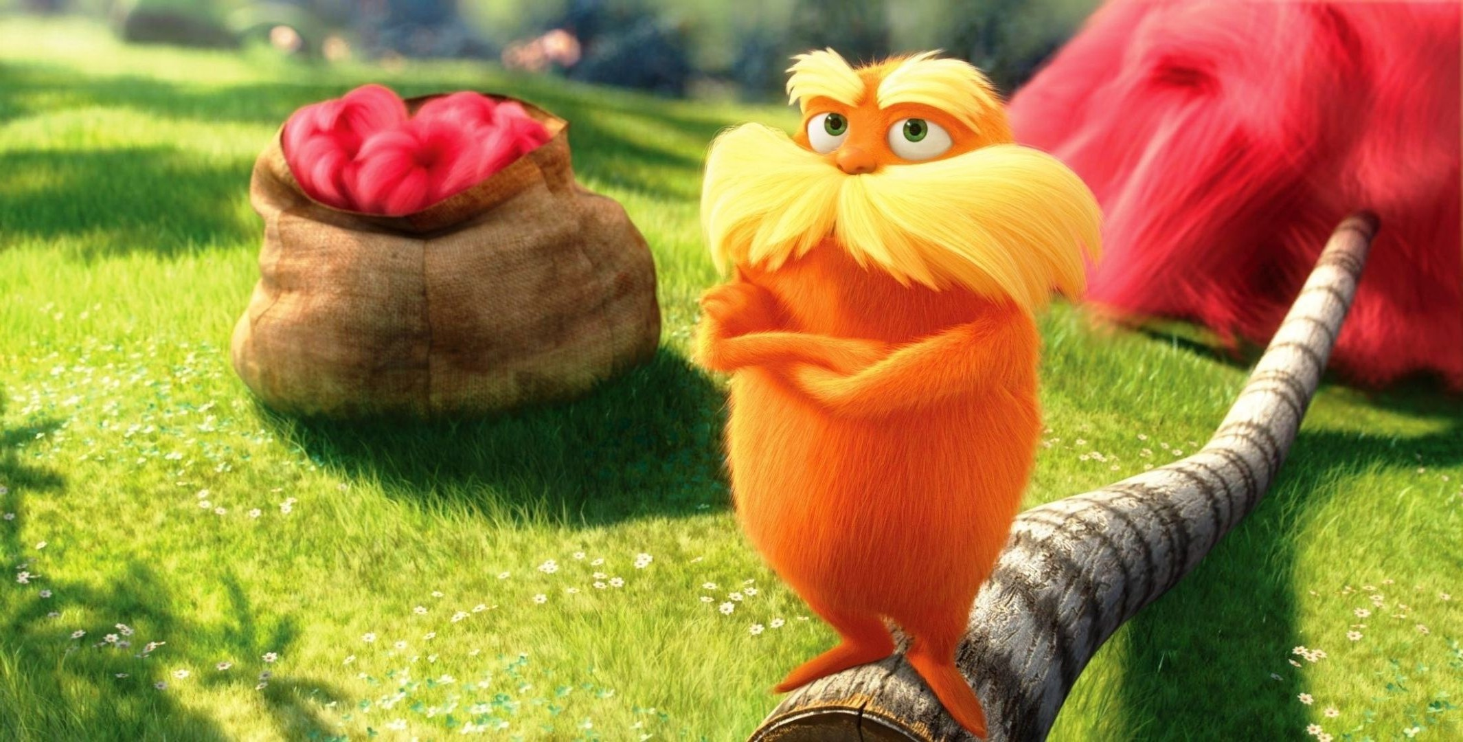 Lorax pictures to color