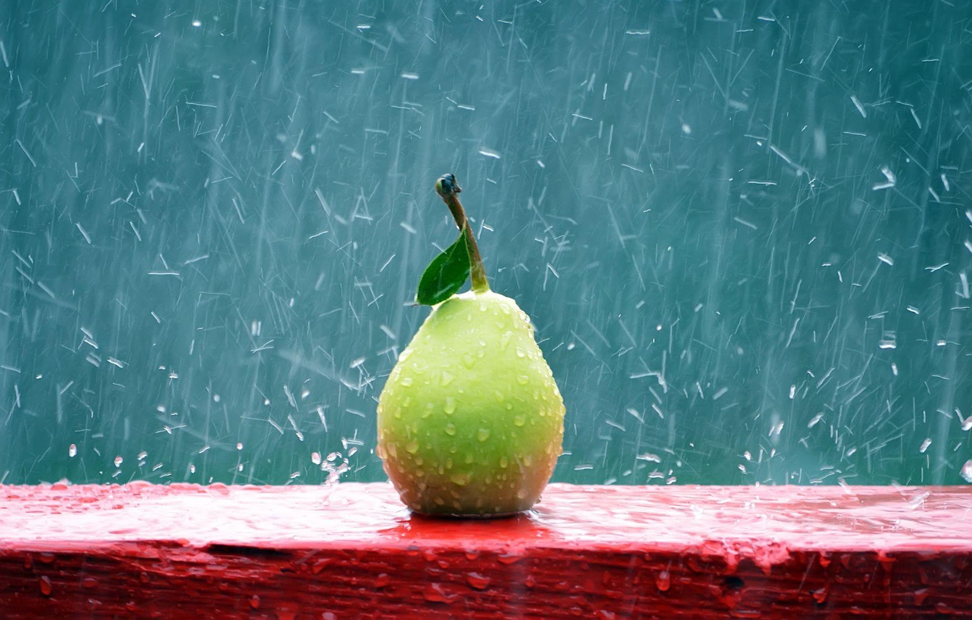 фотообои дождь на рабочий стол старых, ненужных